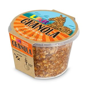 WALDHAUSEN LIK IT granola multigrain
