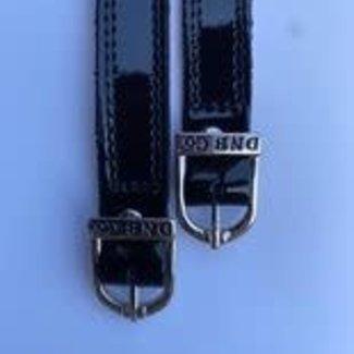 De Niro Boot DE NIRO BOOT CO Spoorriempjes vernice black