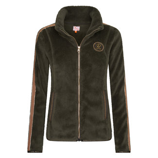 IMPERIAL RIDING IMPERIAL RIDING fleece jacket