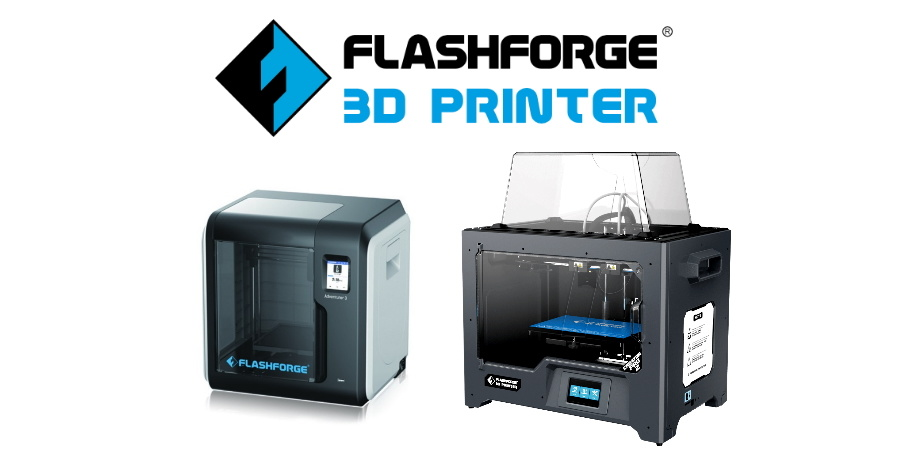 Flashforge 3D-printers
