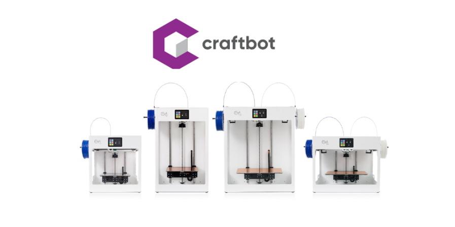 Craftbot 3D-printers