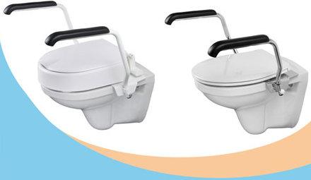 Toiletbeugelsets