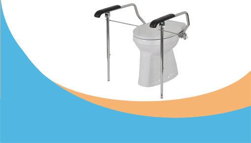 Maatwerk toiletbeugelsets naar wens geproduceerd