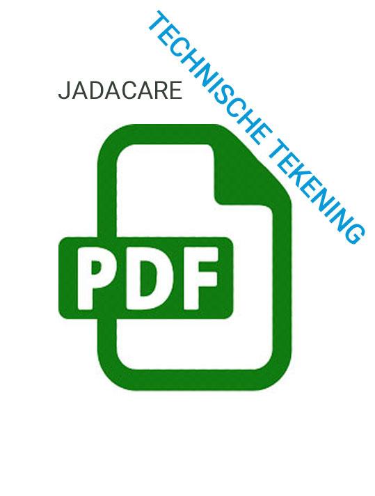 Technische tekening JadaCare