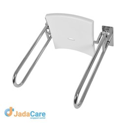 Rugsteun toiletbeugels | Rail-in geschikt
