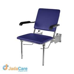 Douchezitting soft seat zit- en rugdeel gekantelde rug