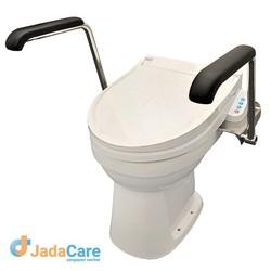 Toiletbeugel-set douchefohninstallatie