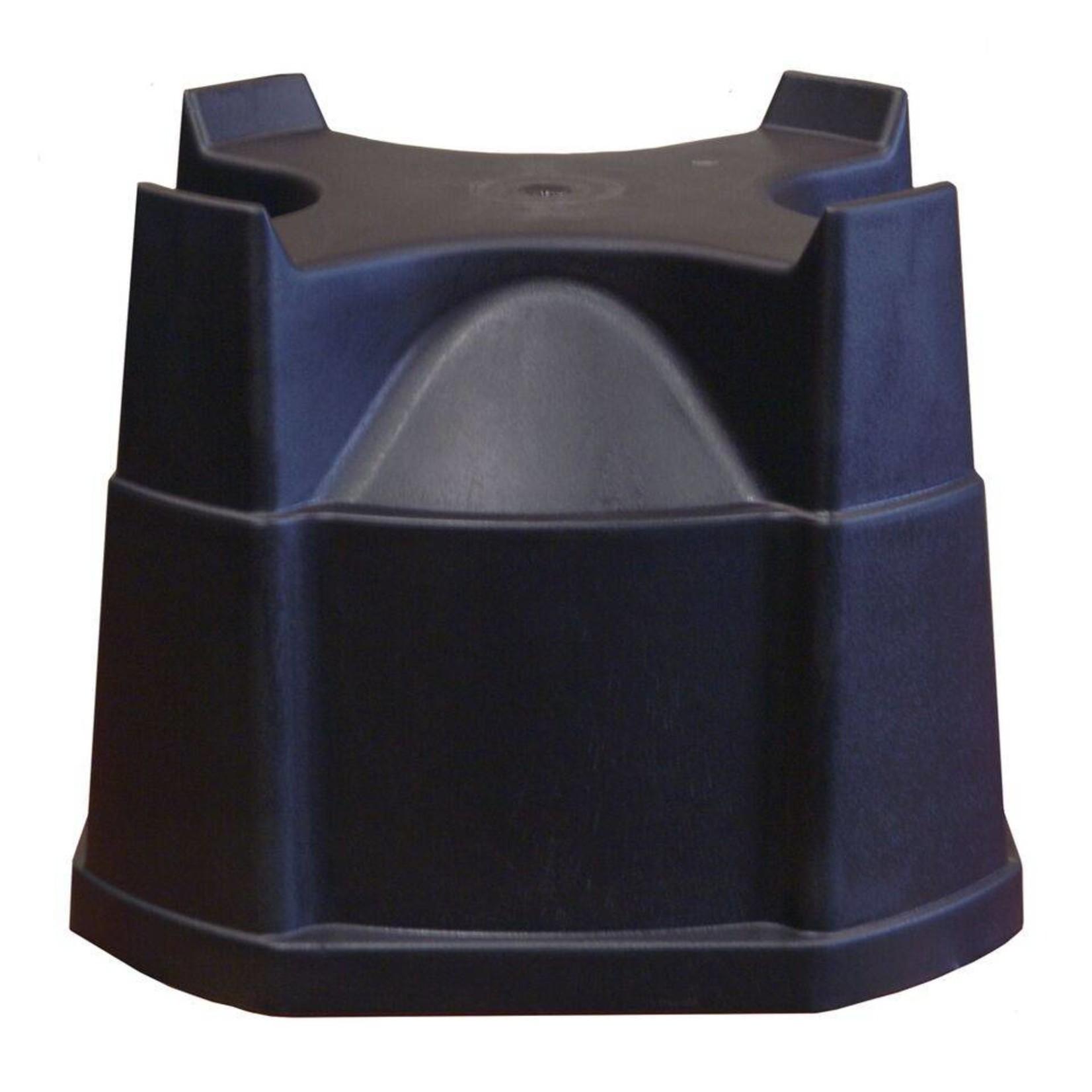 Harcostar Mini rainsaver regentonvoet zwart