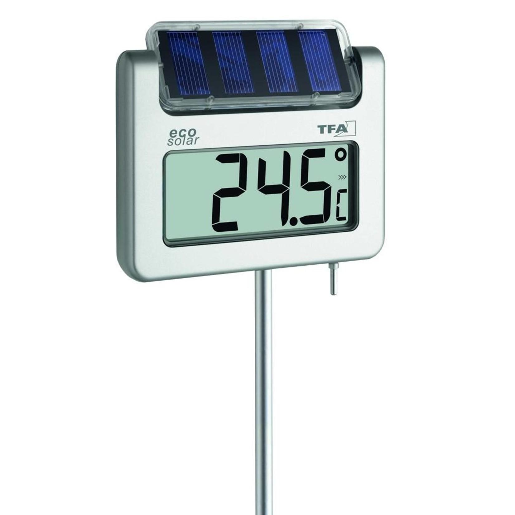 Thermometer tuin Avenue Solar