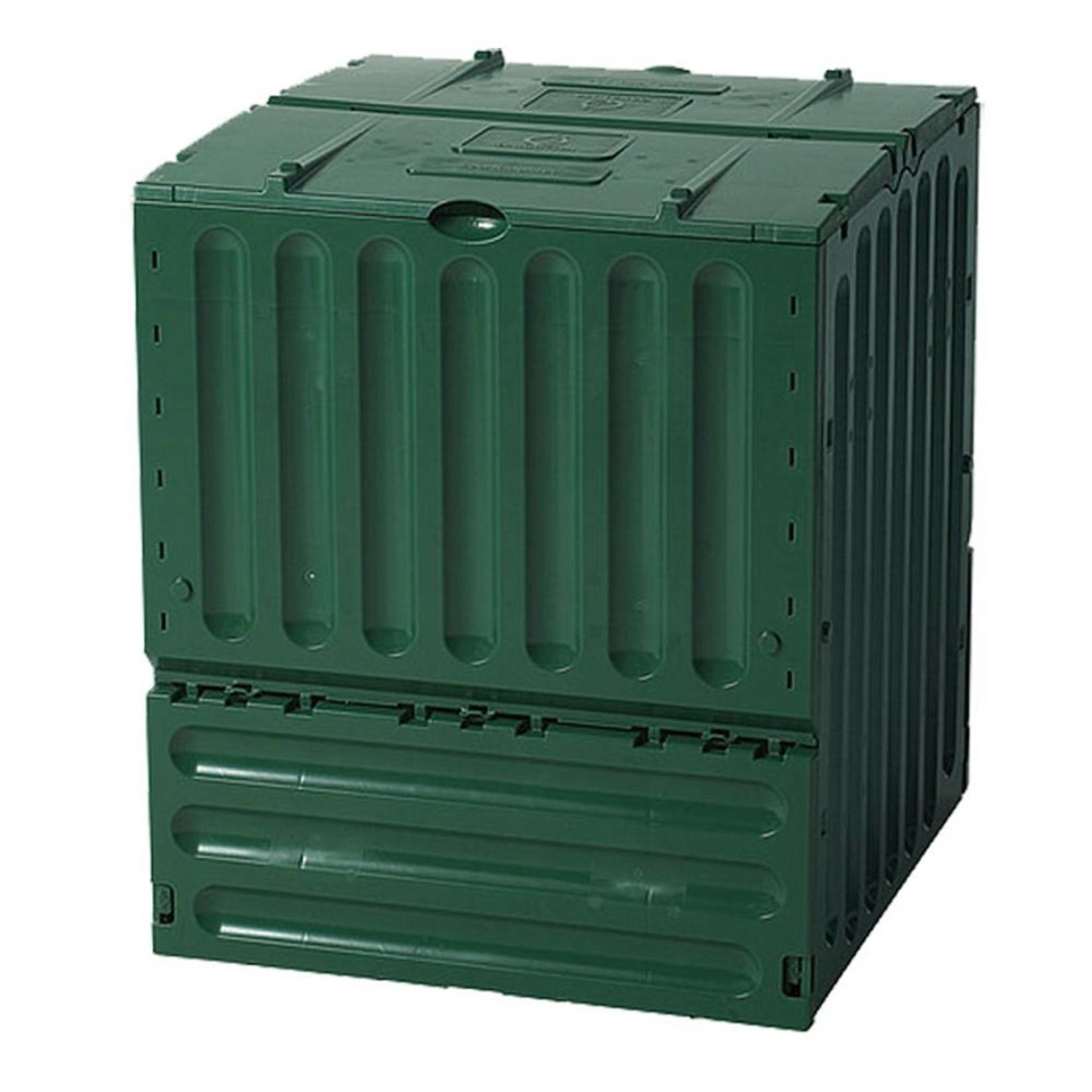 Compostvat Eco-king 400 ltr groen