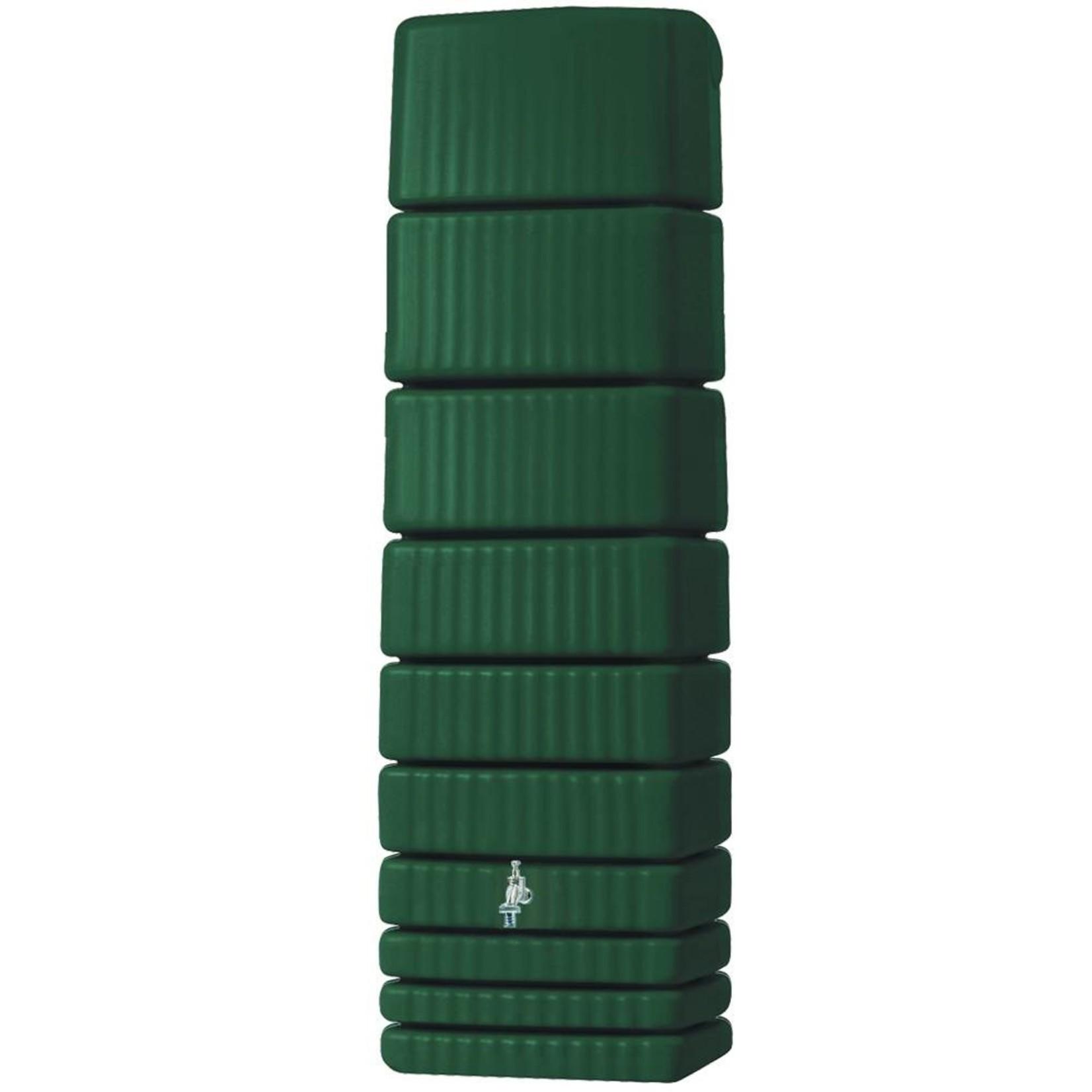 Garantia SLIM wandtank 650 ltr groen