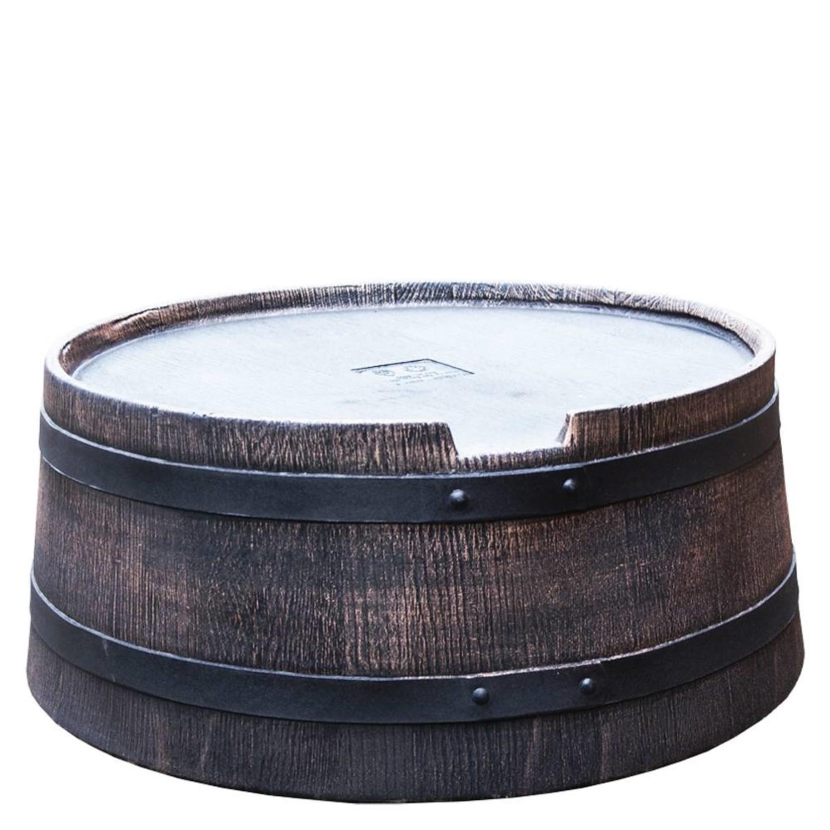 Roto regentonvoet 350 ltr bruin