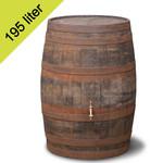 Ton Whiskey 195 ltr hergebruik GEBORSTELD