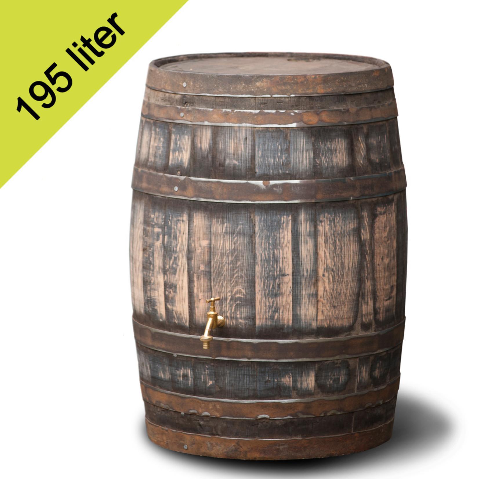 Ton Whiskey 195 liter hergebruik ROBUUST