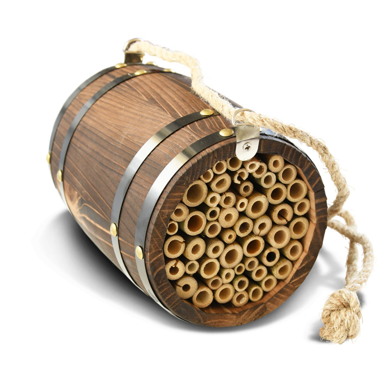 Wildlife World Bijenhuis Wijnvat hangend
