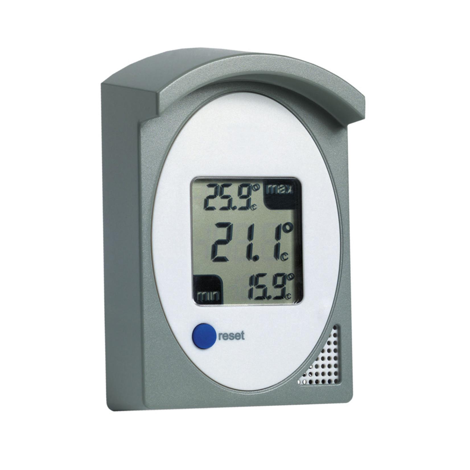 Dig. Thermometer binnen/buiten