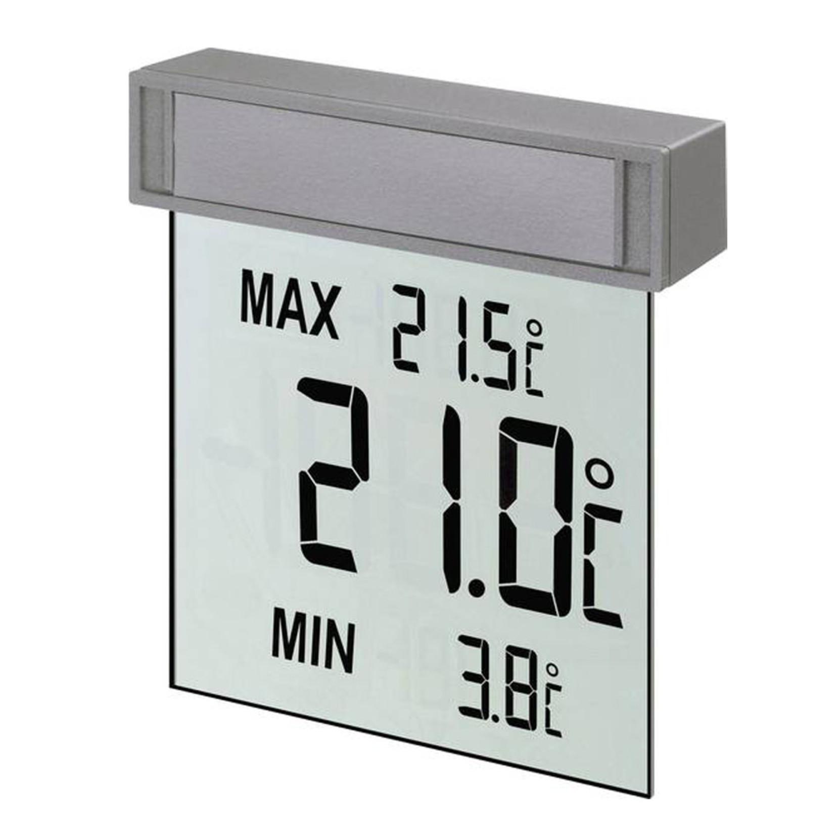 Vensterthermometer digitaal Vision