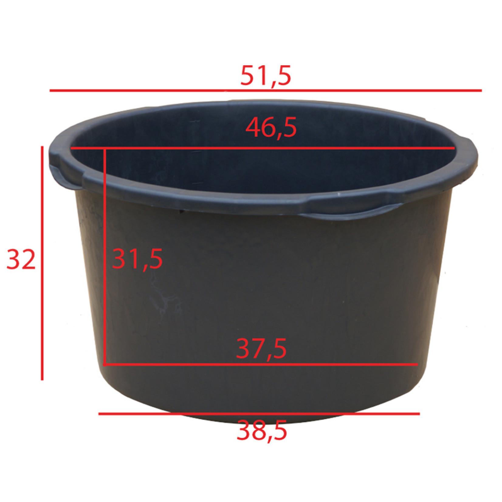 Kuip 45 liter Ø 52 x h.33 cm