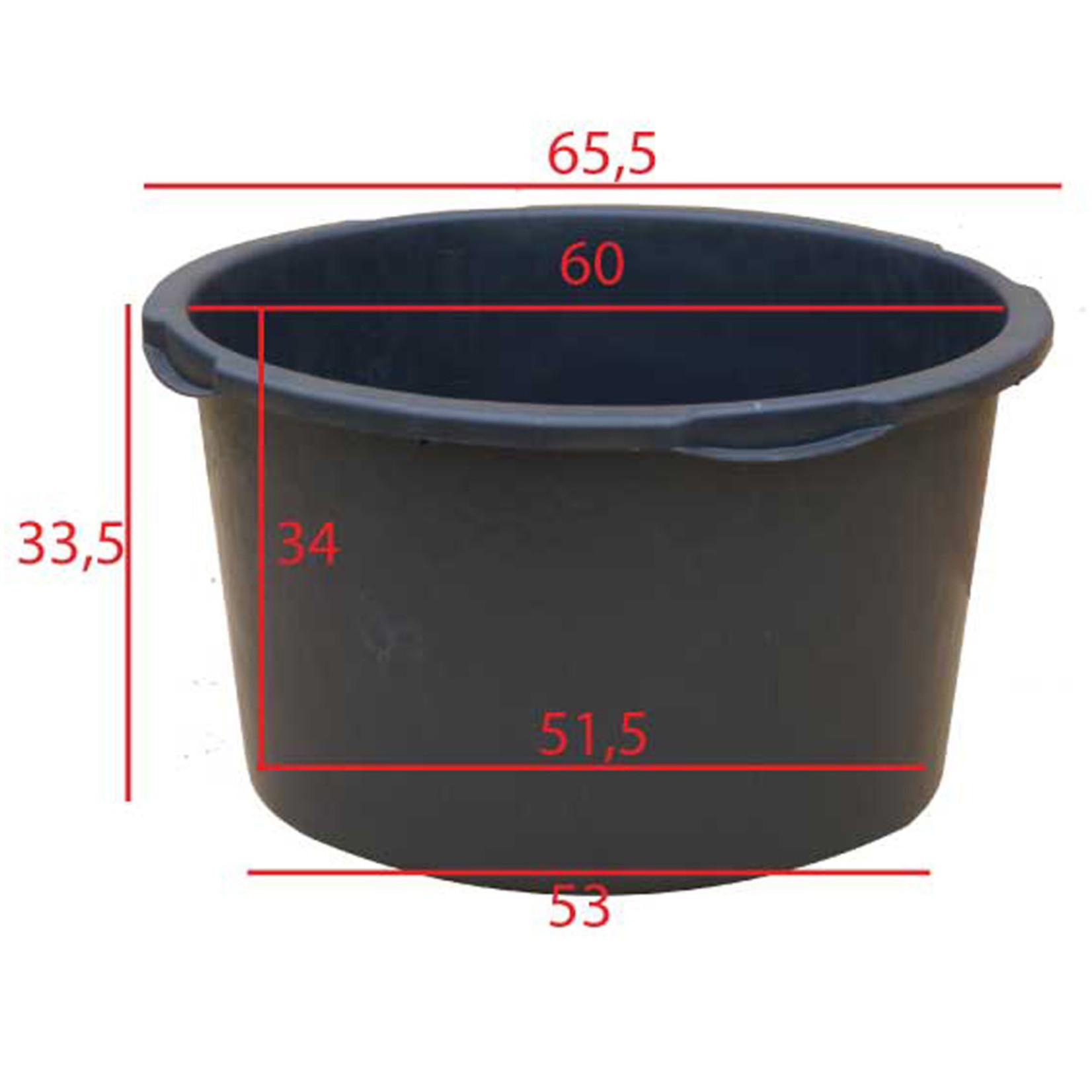 Kuip 90 liter Ø 67 x h.35 cm