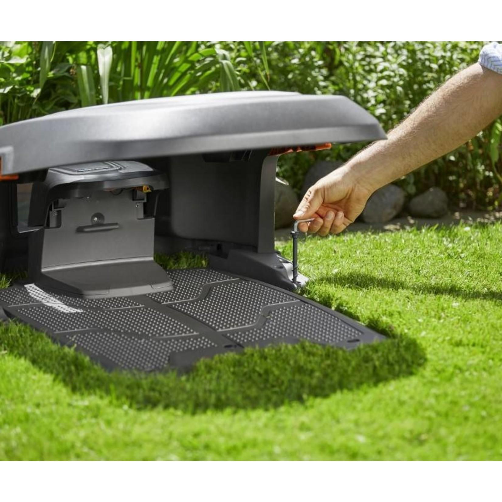 Gardena Gardena Robotgarage Sileno