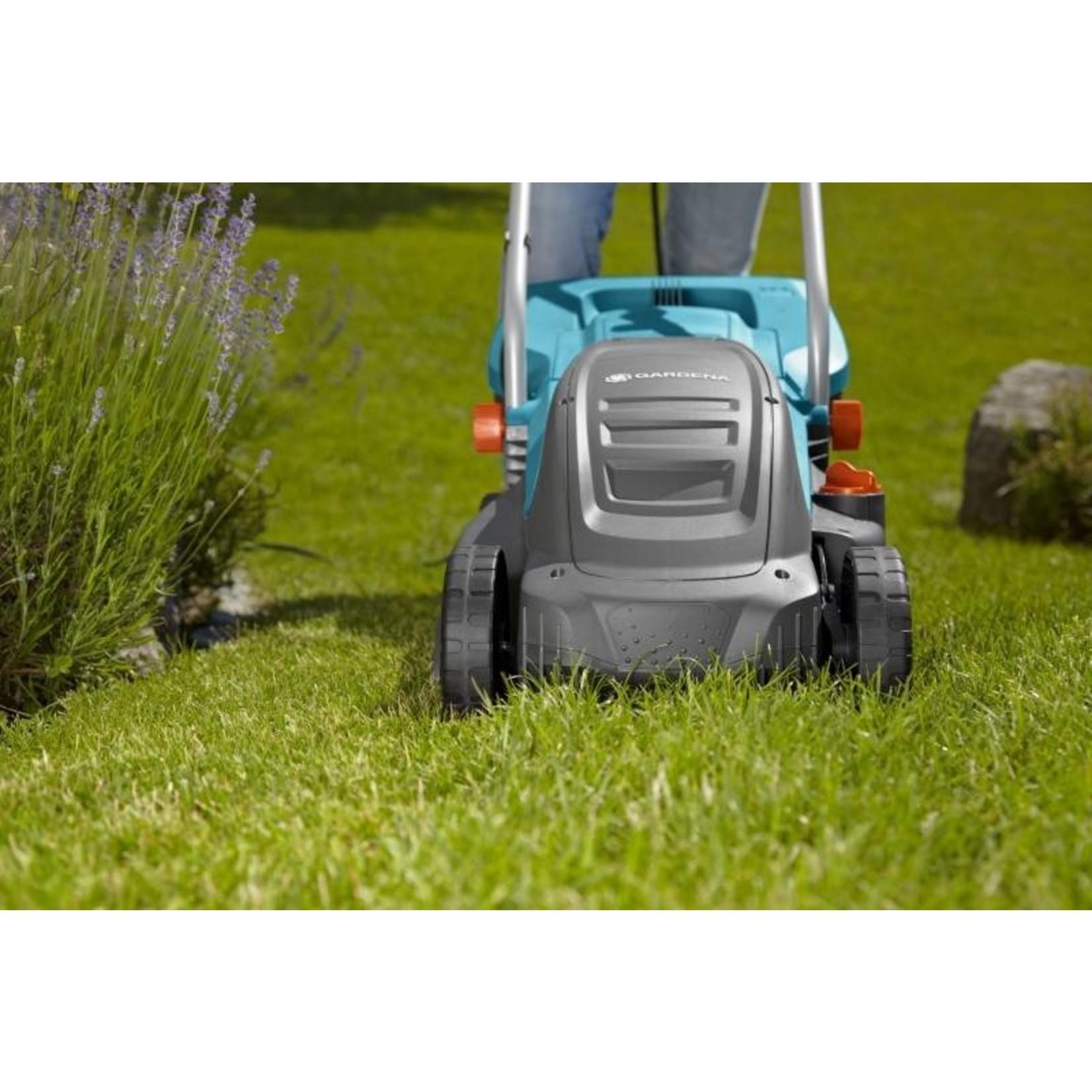 Gardena Gardena Elektrische grasmaaier powermax 32 met onkruidsteker