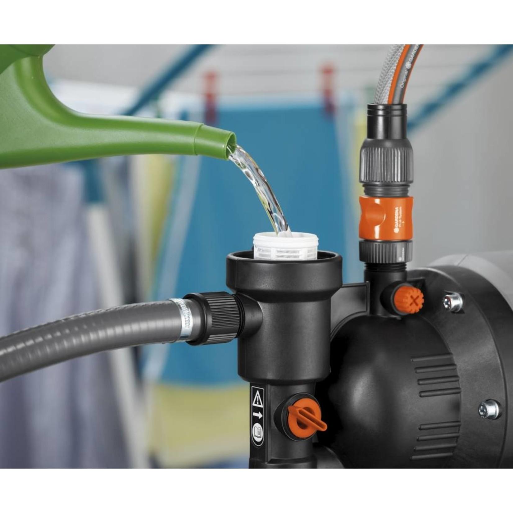 Gardena Gardena Classic hydrofoorpomp met watertank 3000/4 eco