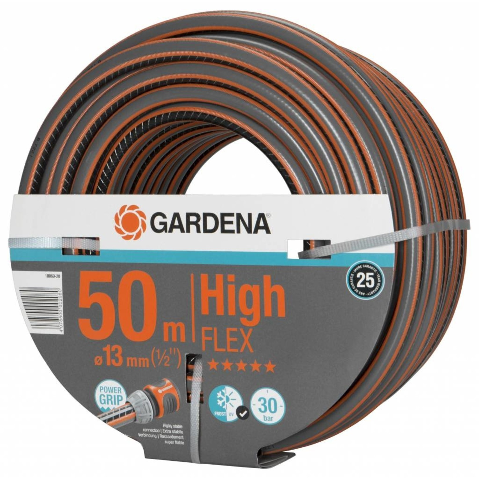 Gardena Gardena Comfort HighFLEX Slang 50m/13mm