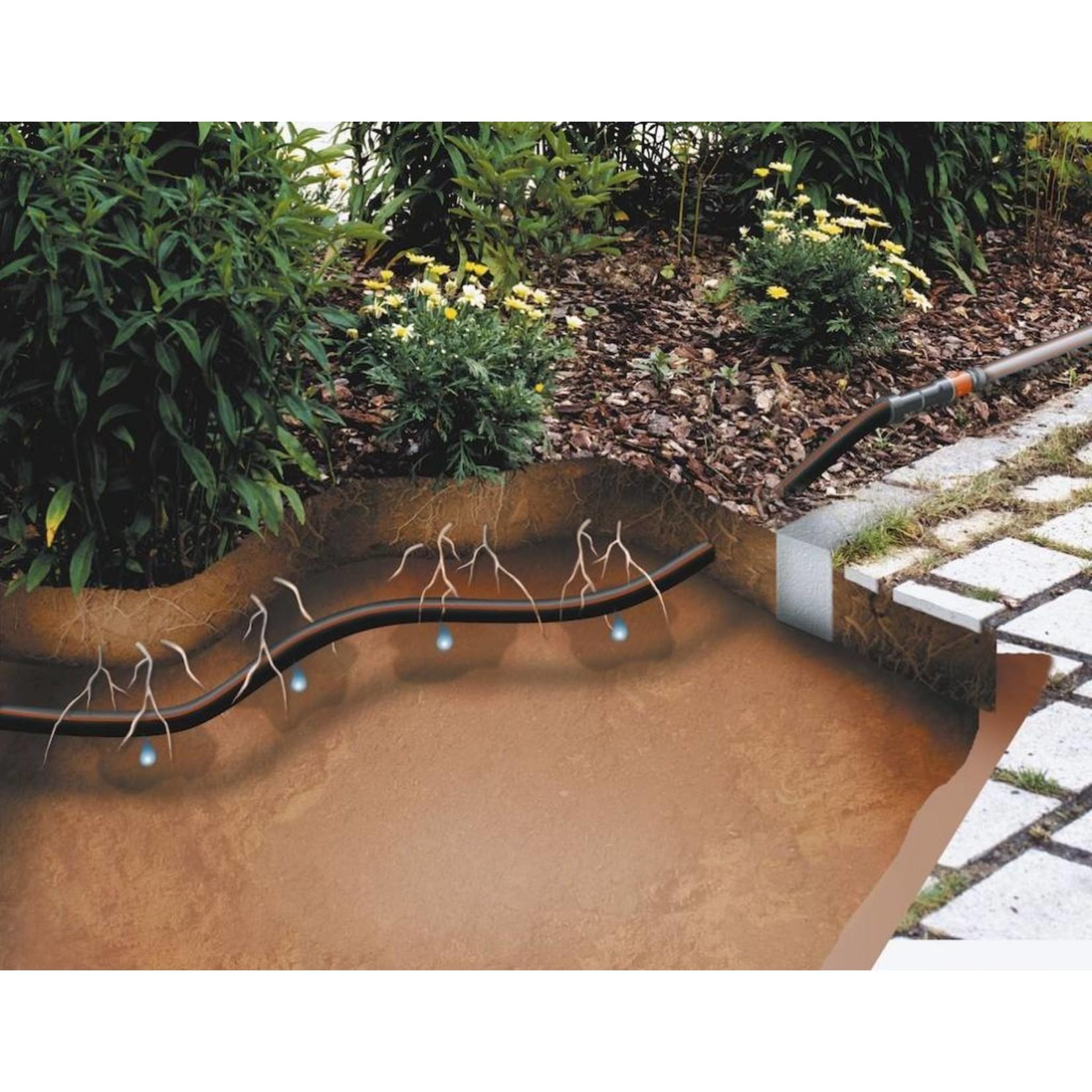 Gardena Gardena Ondergrondse en bovengrondse druppelbuis 13,7 mm