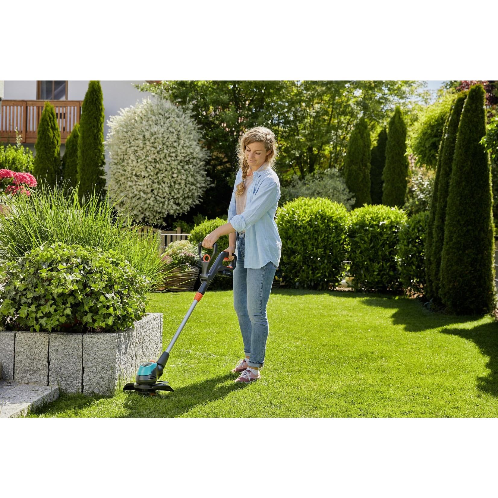 Gardena Gardena Accu trimmer EasyCut 23/18V set