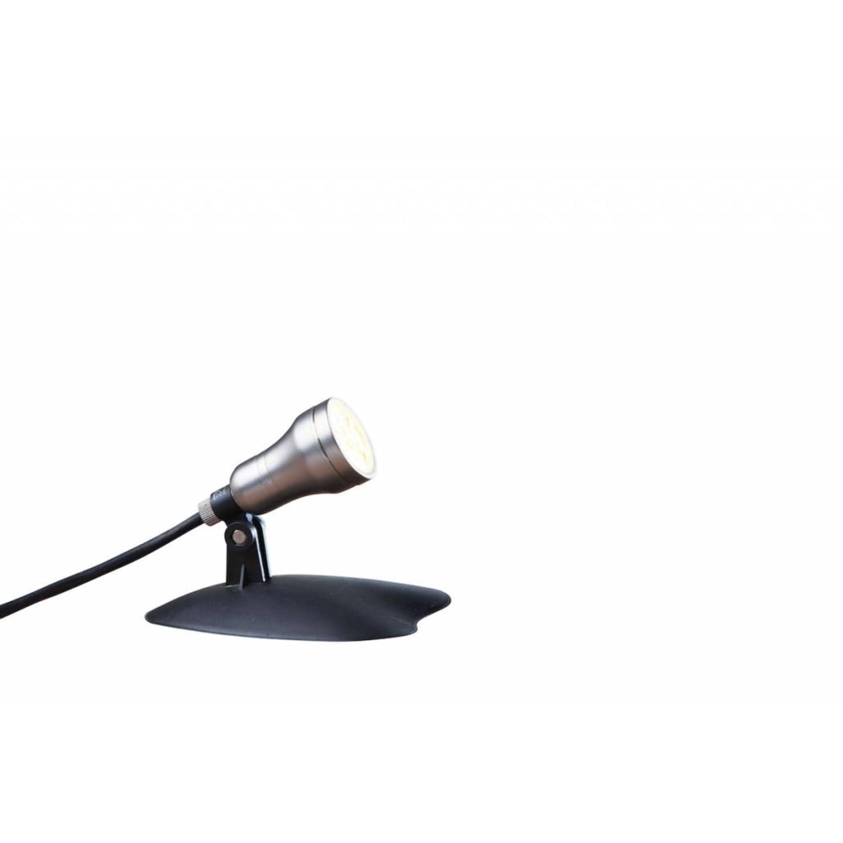Heissner Smart Light spot 4W warm wit metaal