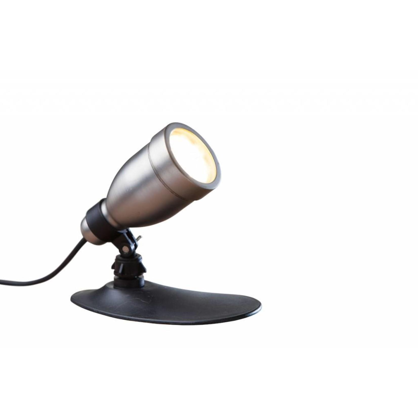 Heissner Smart Light spot 6W warm wit metaal