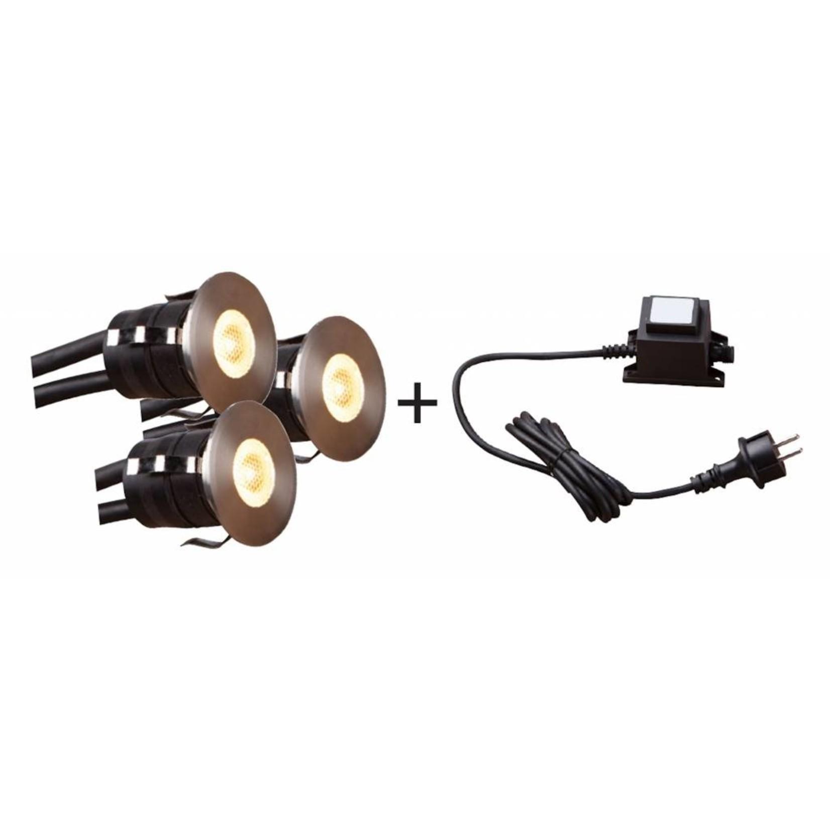 Heissner Smart Light starterset vlonderverlichting