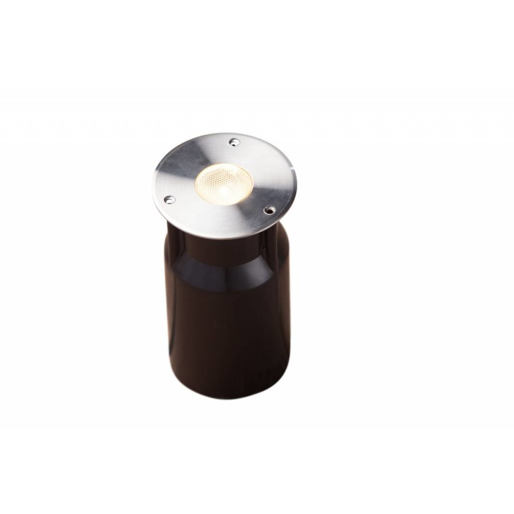 Heissner Smart Light vlonderverlichting 3W warm wit RVS