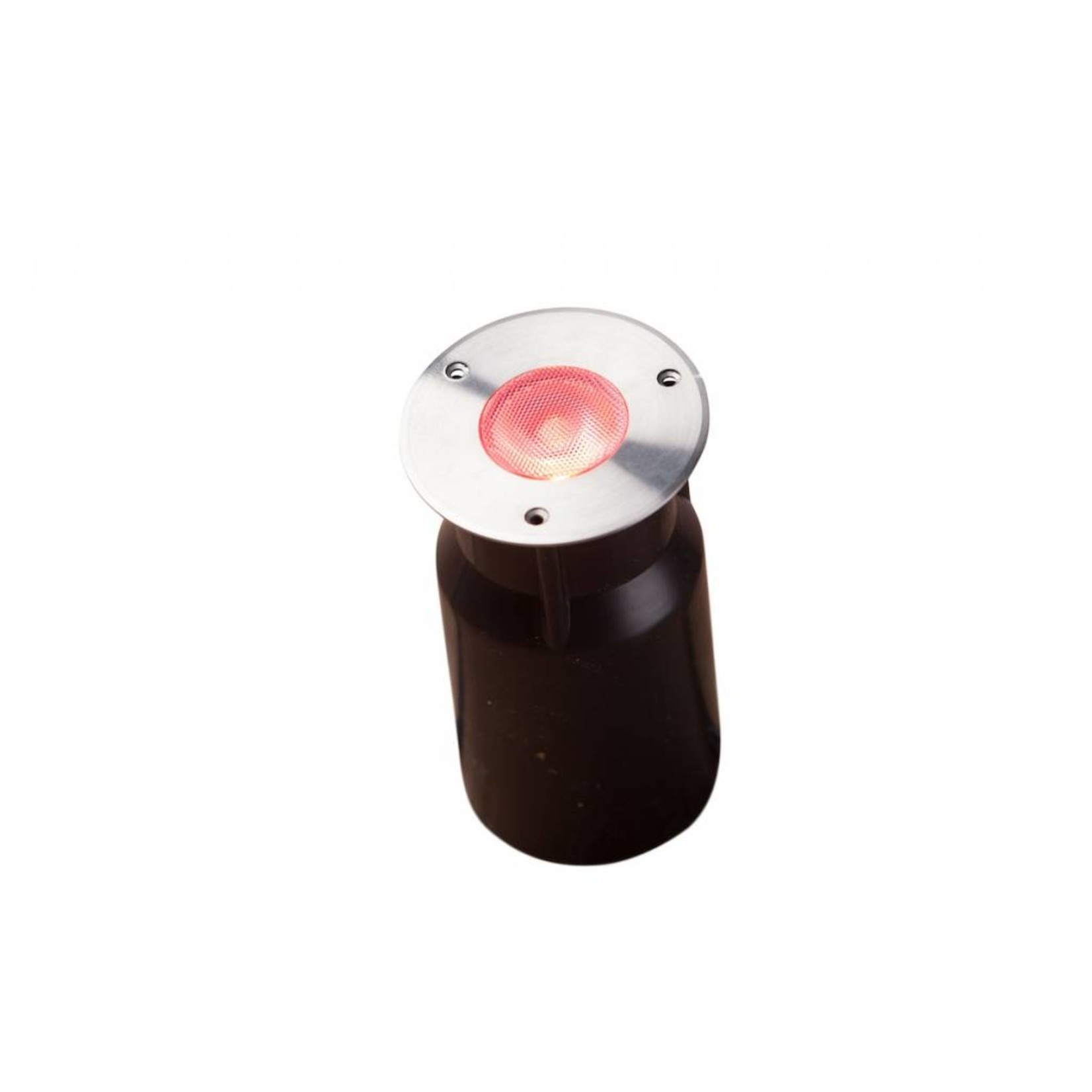 Heissner Smart Light vlonderverlichting 3W RGB RVS