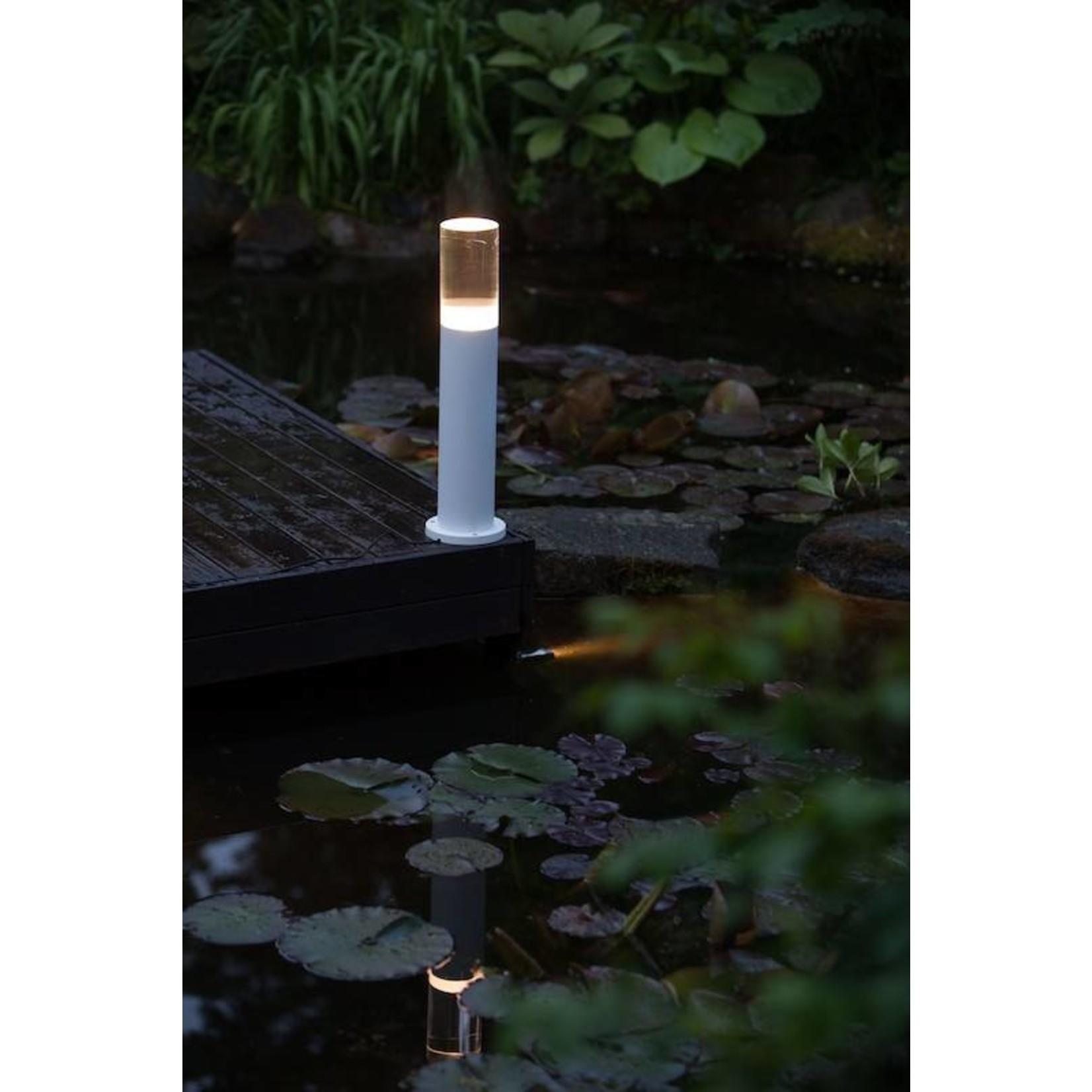 Heissner Smart Light tuinlamp 7W warm wit metaal