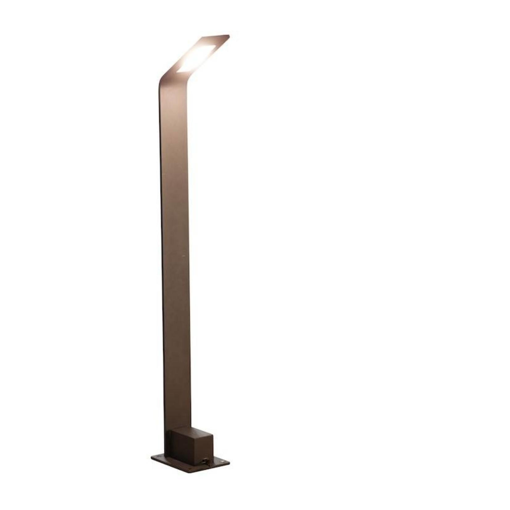 Heissner Smart Light tuinlamp 4W warm wit metaal