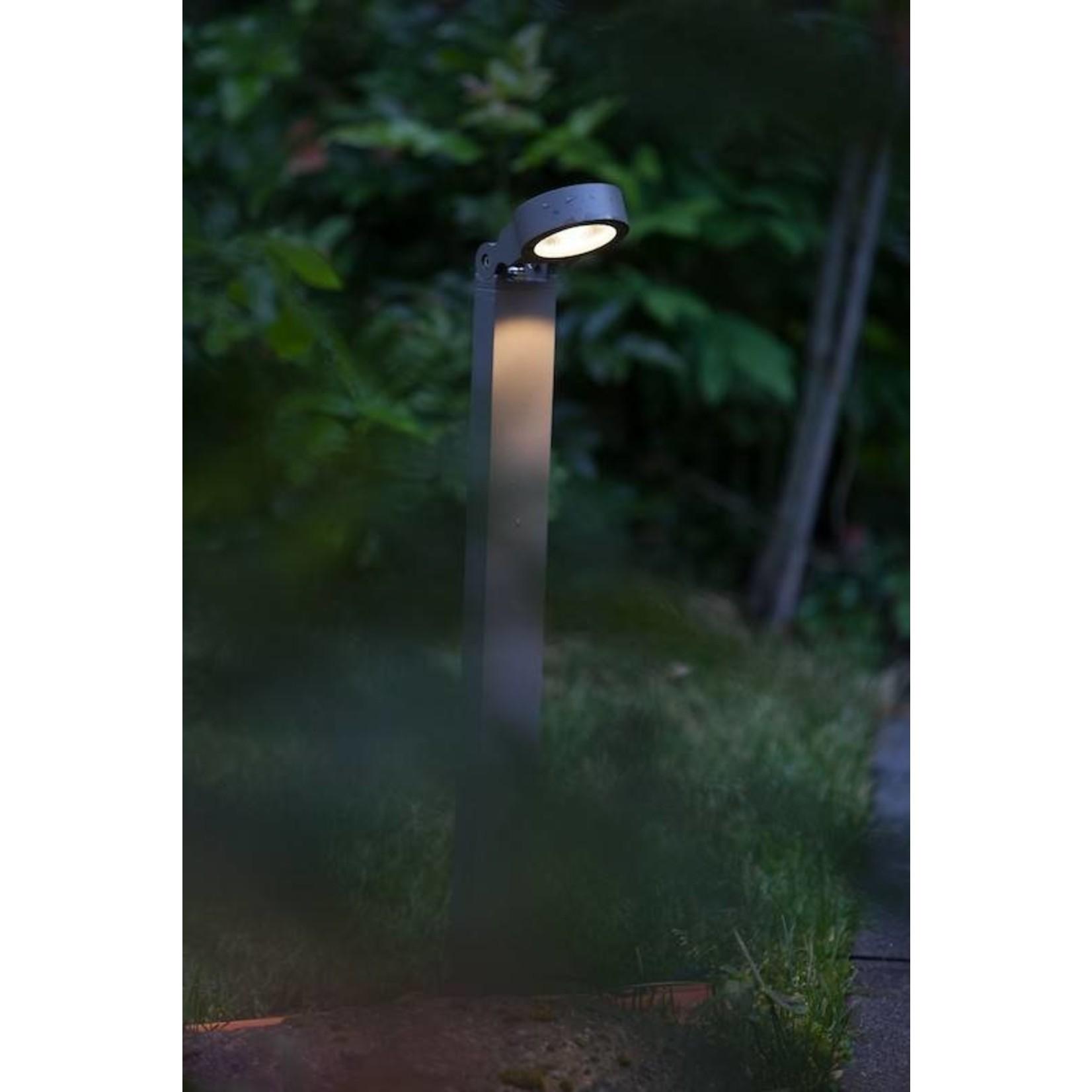 Heissner Smart Light tuinlamp 5W warm wit metaal