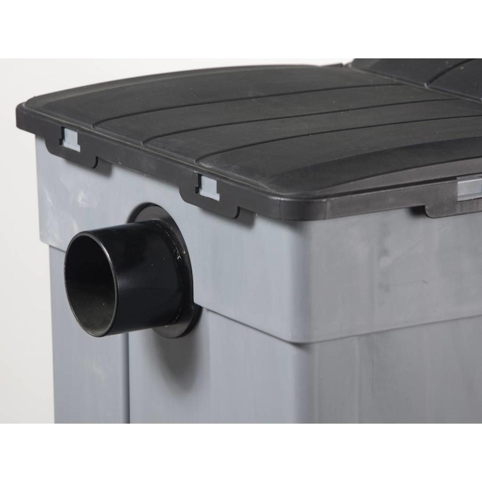 Heissner Vijver doorloopfilter set 4800 ltr/u