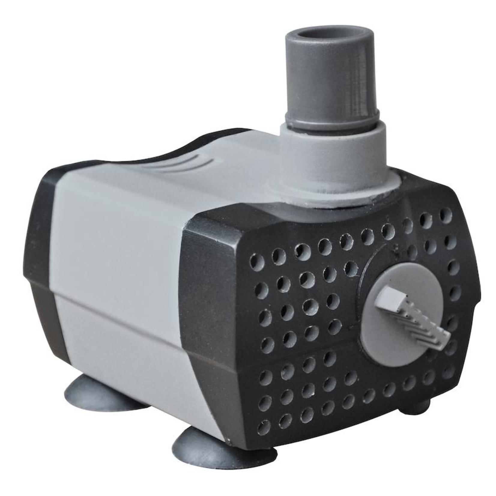 Heissner Vijver onderwater pomp 320 ltr/u indoor