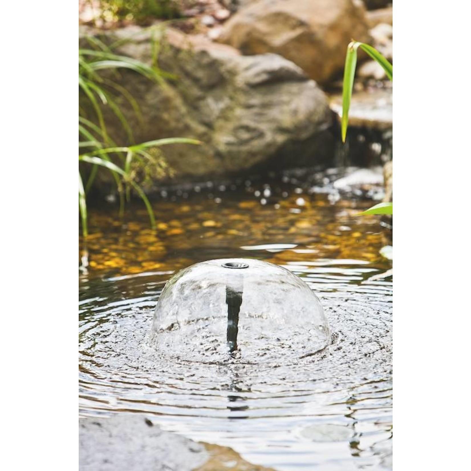 Heissner Vijver fontein pomp set 2500 ltr/u