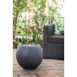 Heissner Terras fontein ball LED zwart