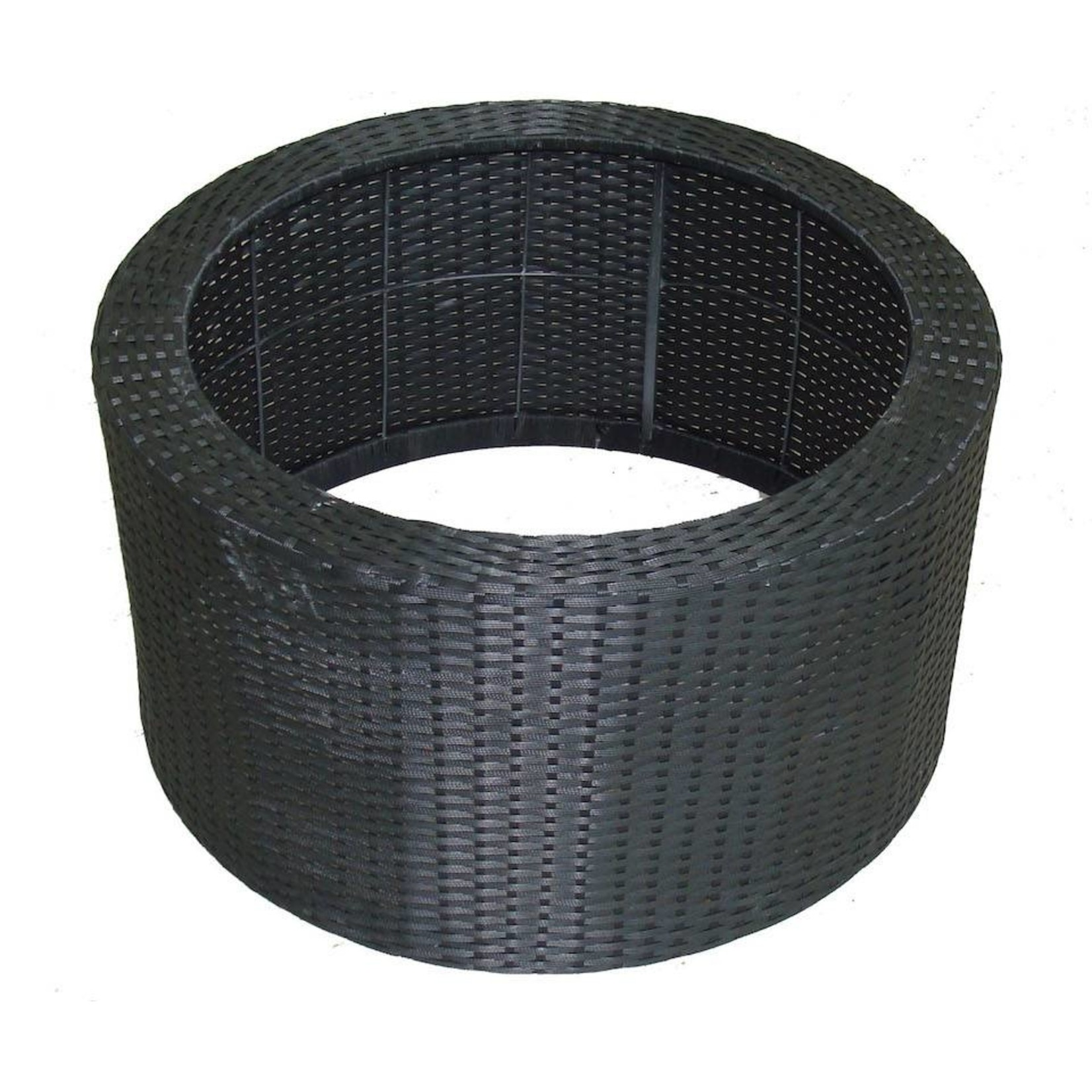 Heissner Fonteinset rond poly rotan