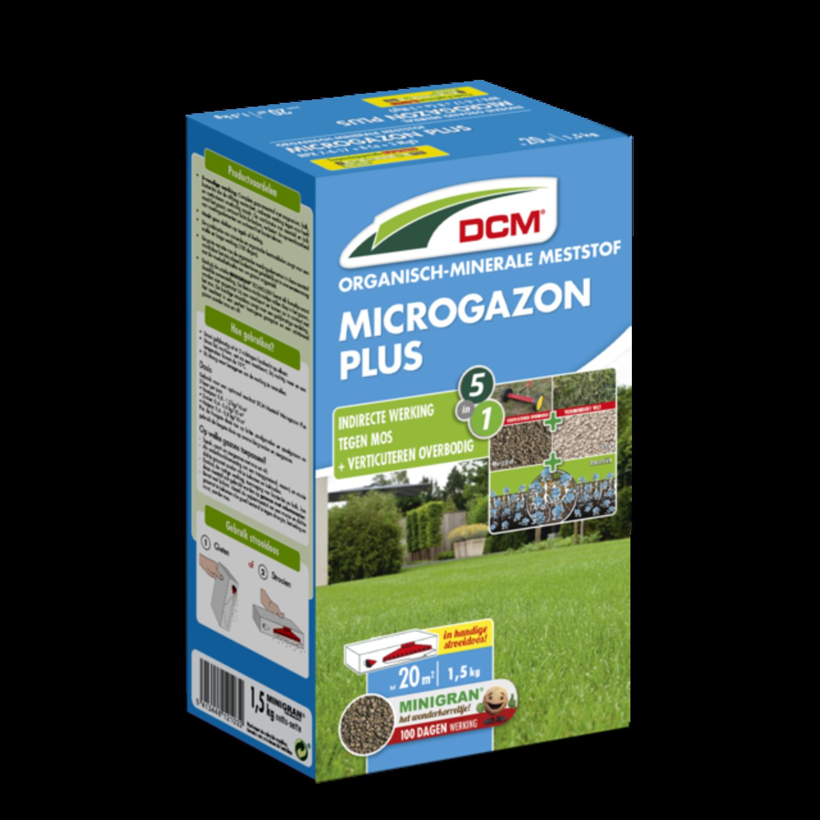 DCM Microgazon Plus
