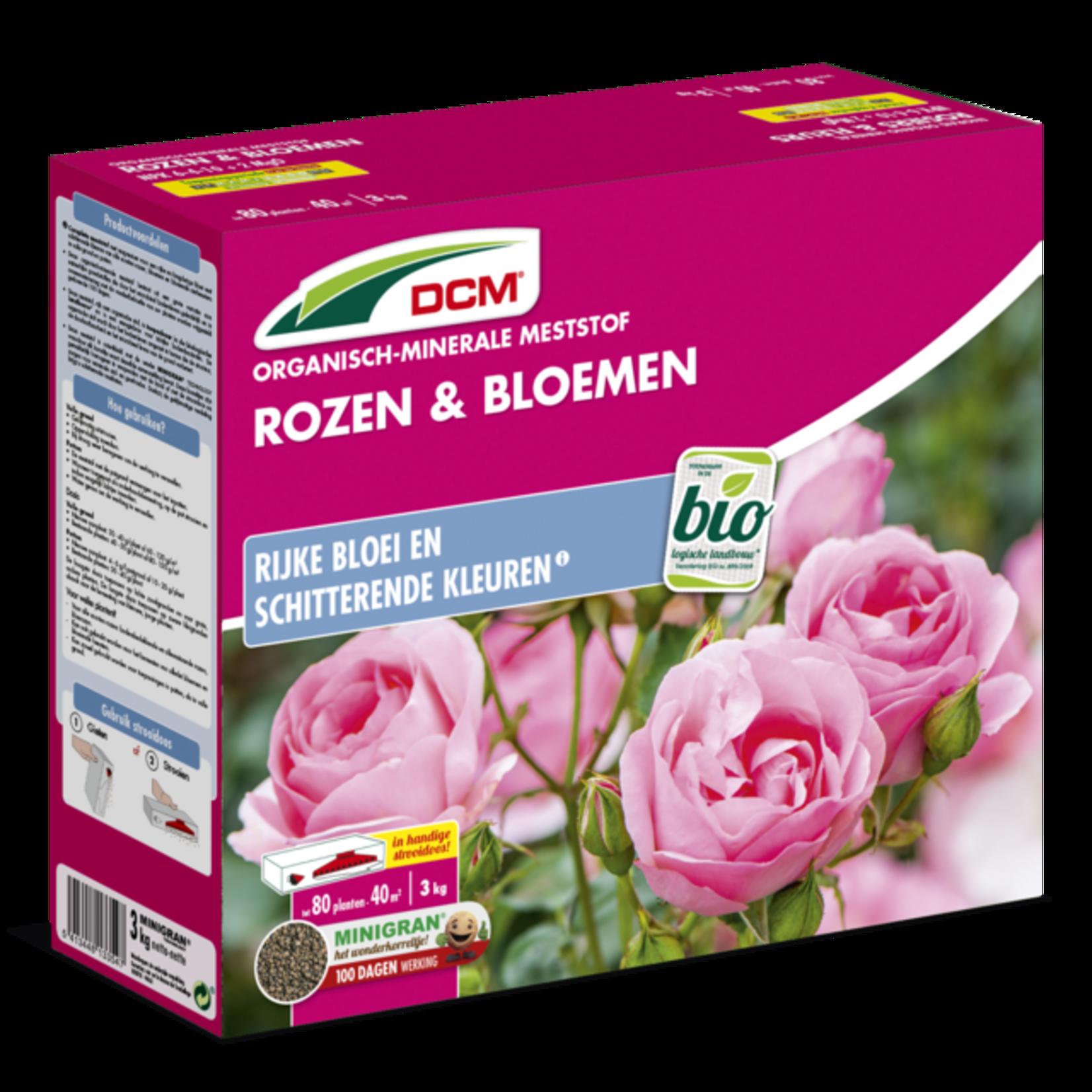 DCM Rozen en Bloemenmest