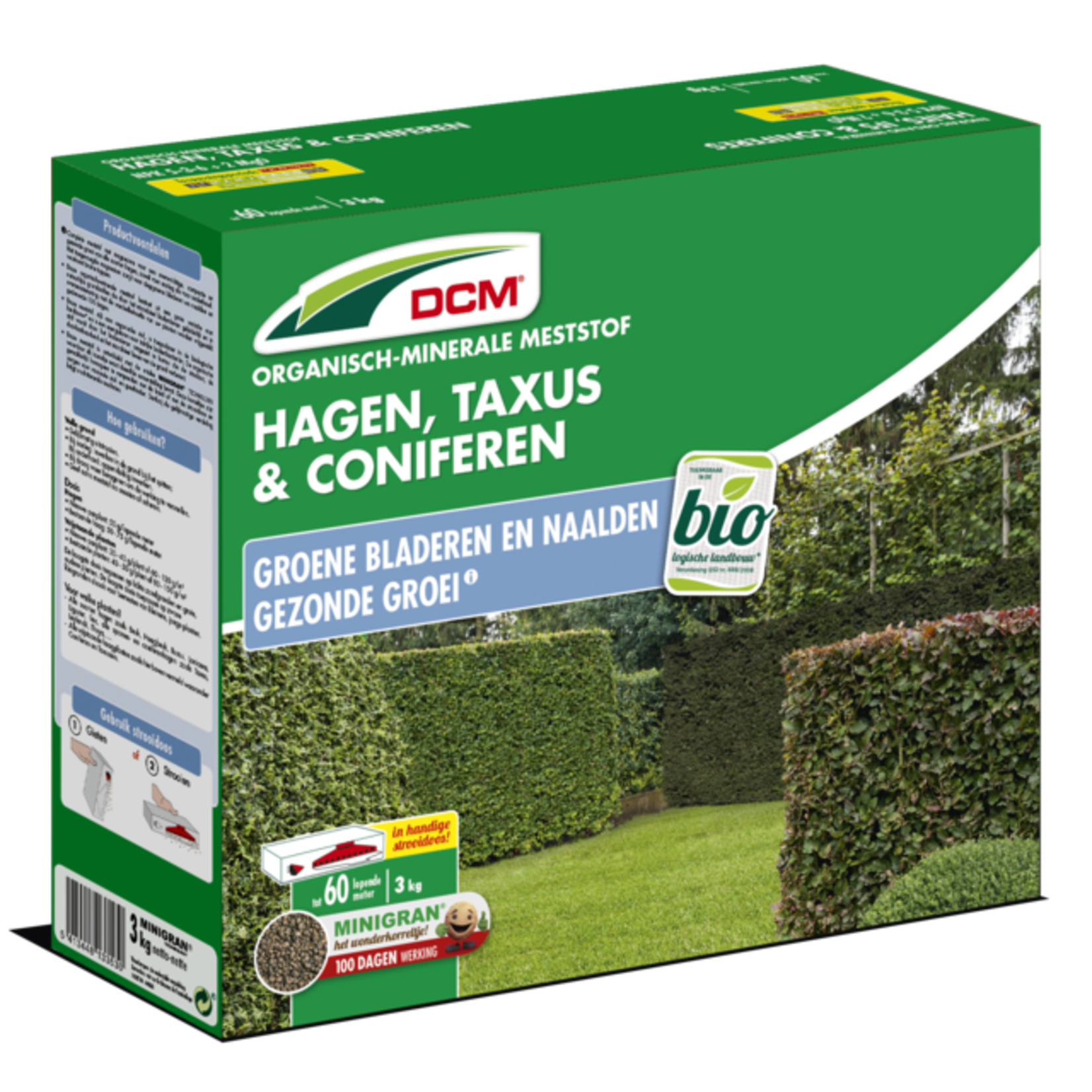 DCM Hagen, Taxus en Coniferen meststof