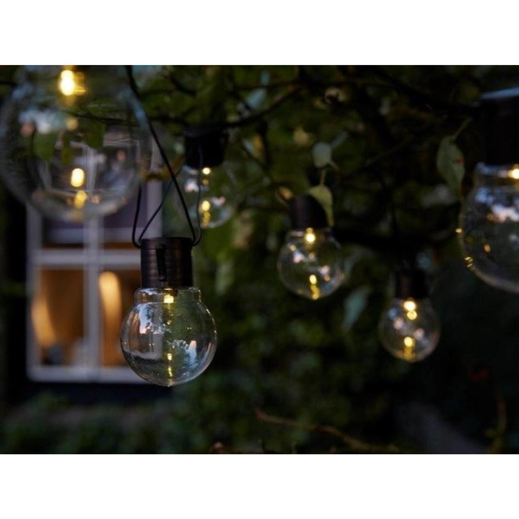 Luxform Luxform Solar stringlight Menorca