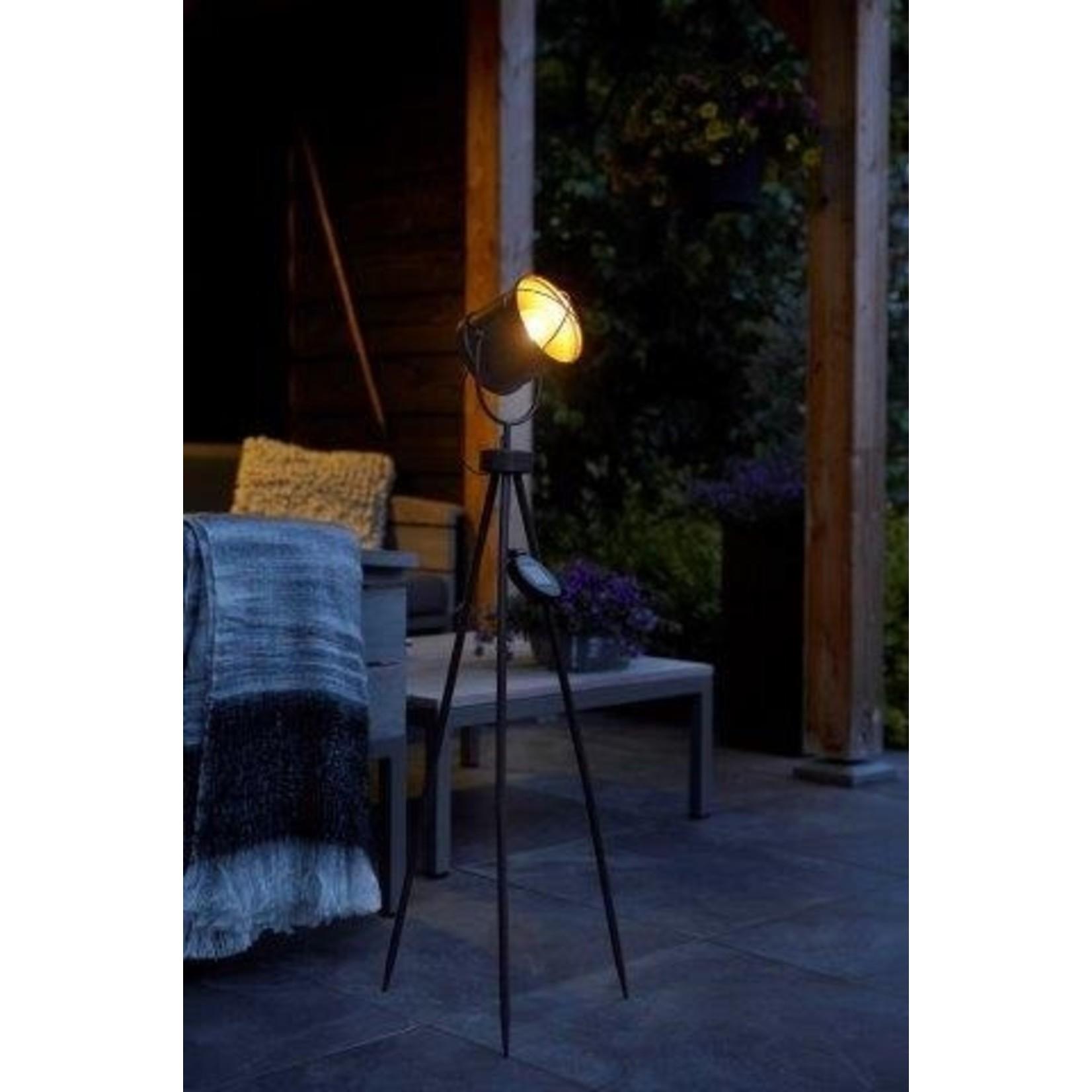 Luxform Luxform Solar Industrial Studio lamp Leipzig