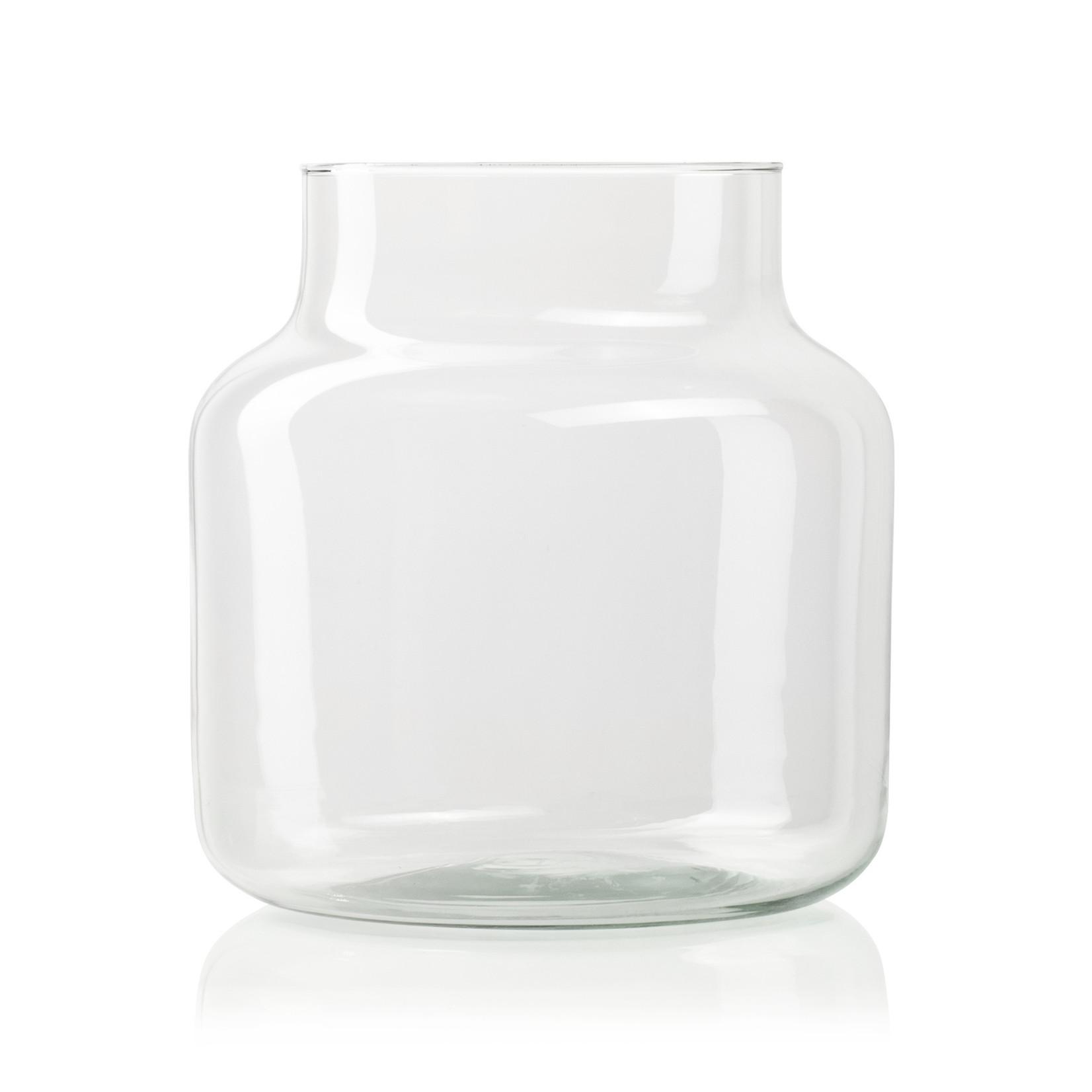 Jodeco Glass Eco vaas 'Eliot'