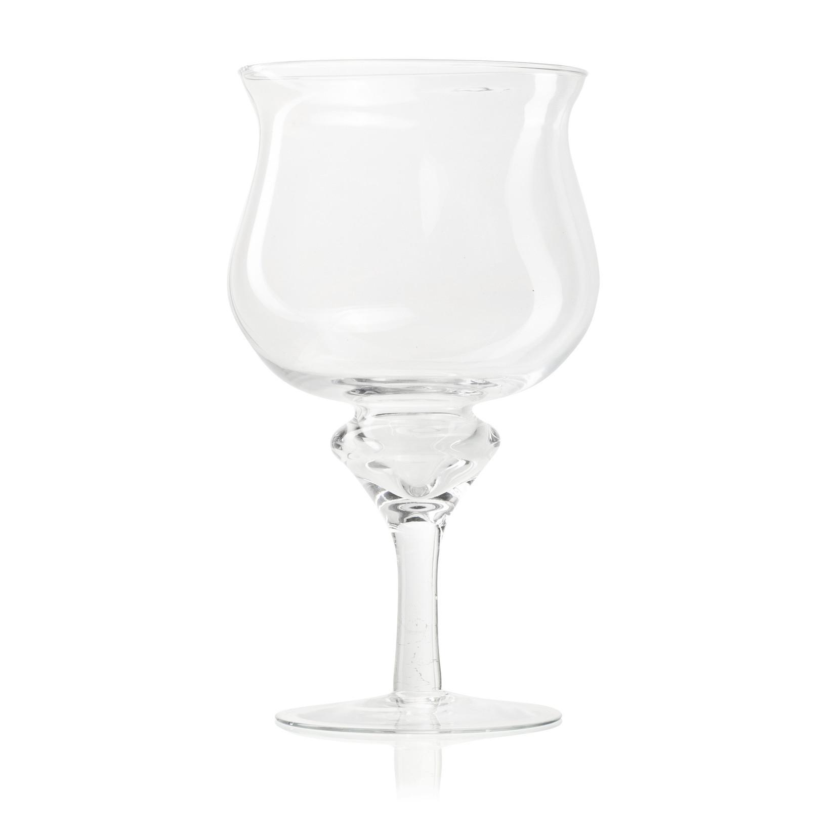 Jodeco Glass Design vaas 'David'