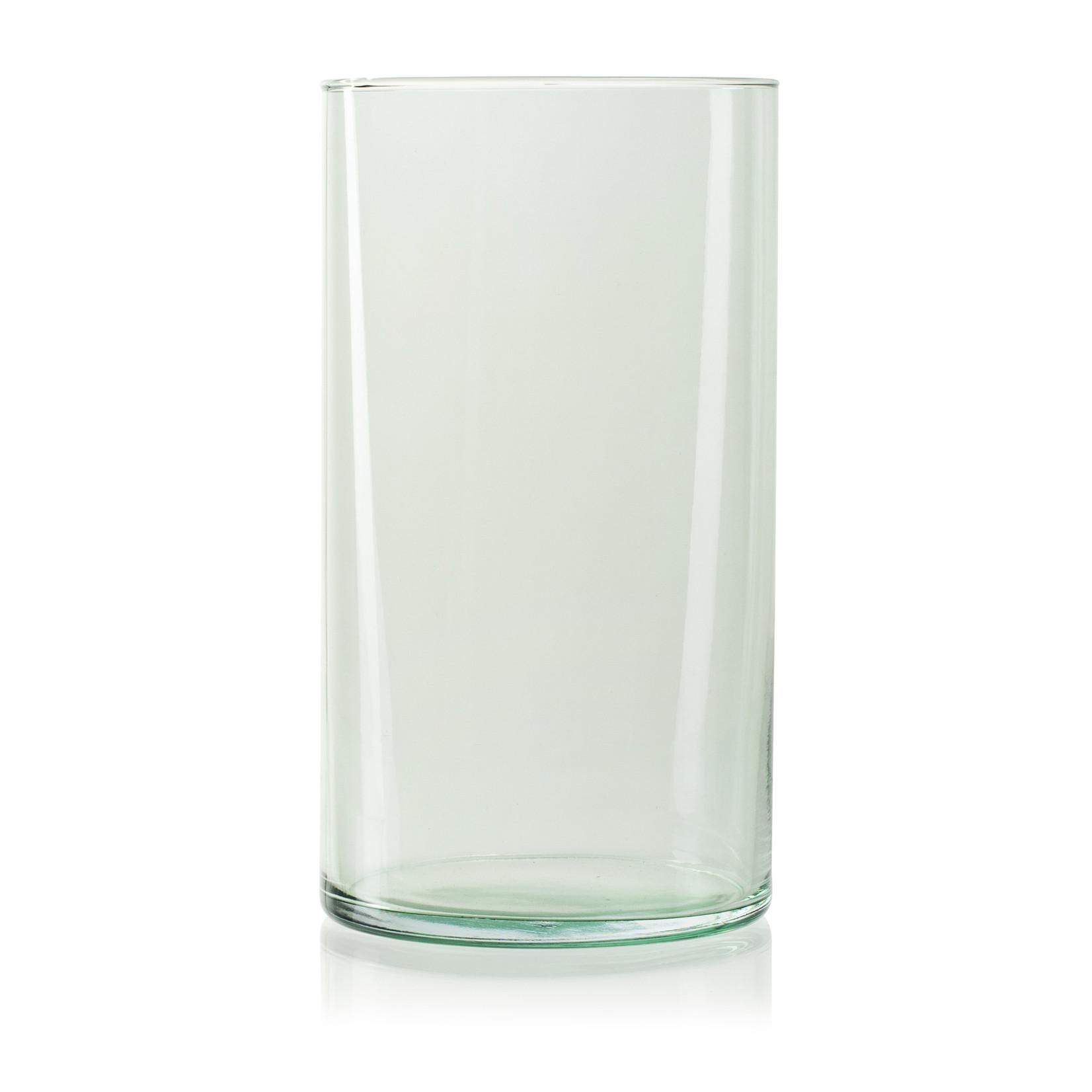 Jodeco Glass Glazen vaas 'Colin'